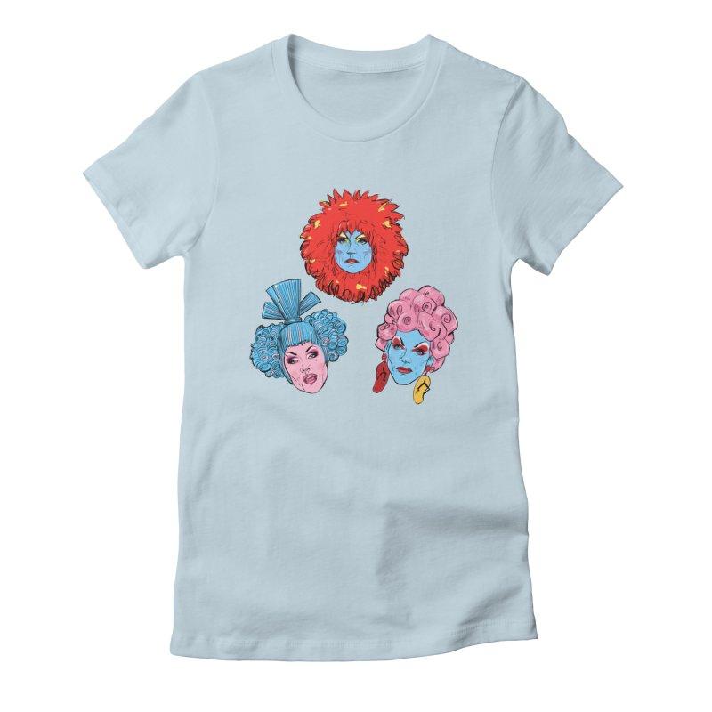 Queens Women's T-Shirt by Ego Rodriguez