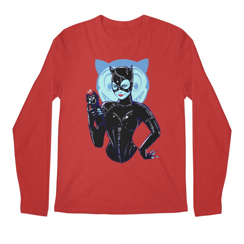 Selina Men's Longsleeve T-Shirt by Ego Rodriguez