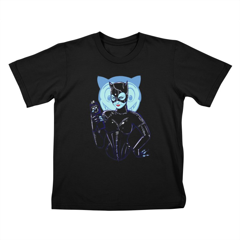 Selina Kids T-Shirt by Ego Rodriguez