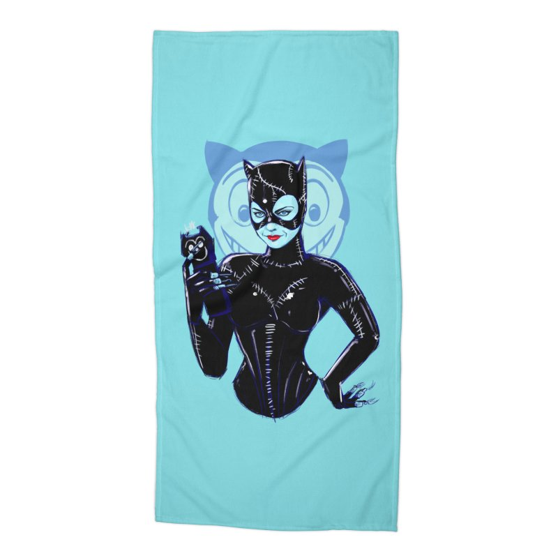Selina Accessories Beach Towel by Ego Rodriguez