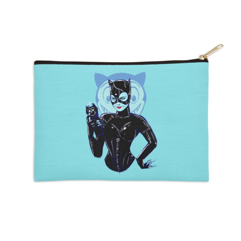 Selina Accessories Zip Pouch by Ego Rodriguez