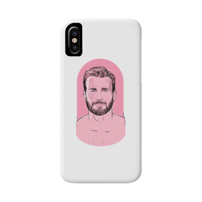 Cutie Chris Accessories Phone Case by Ego Rodriguez