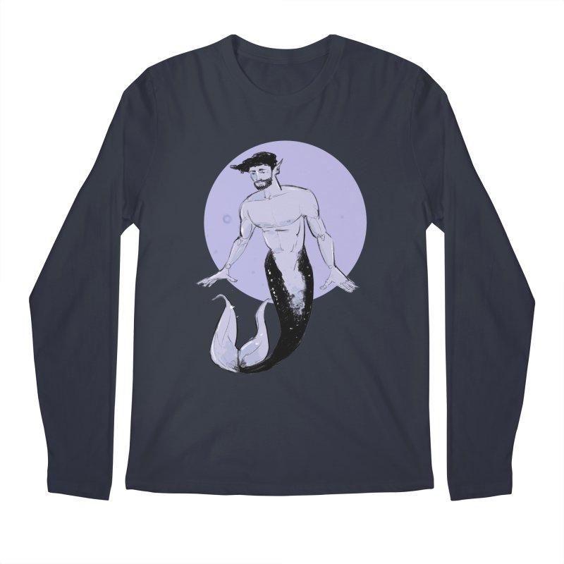 Bonito Men's Longsleeve T-Shirt by Ego Rodriguez