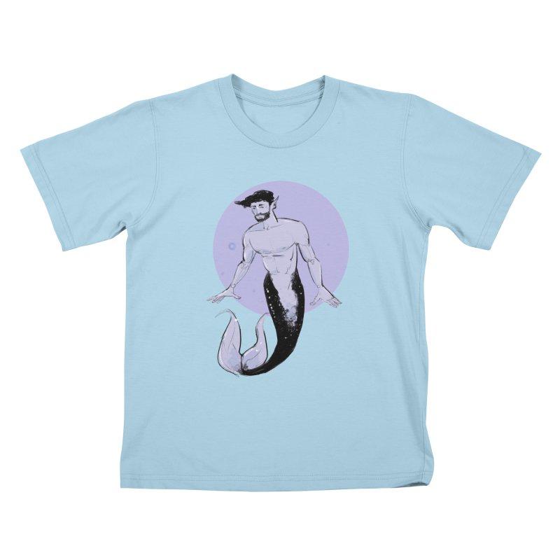 Bonito Kids T-Shirt by Ego Rodriguez