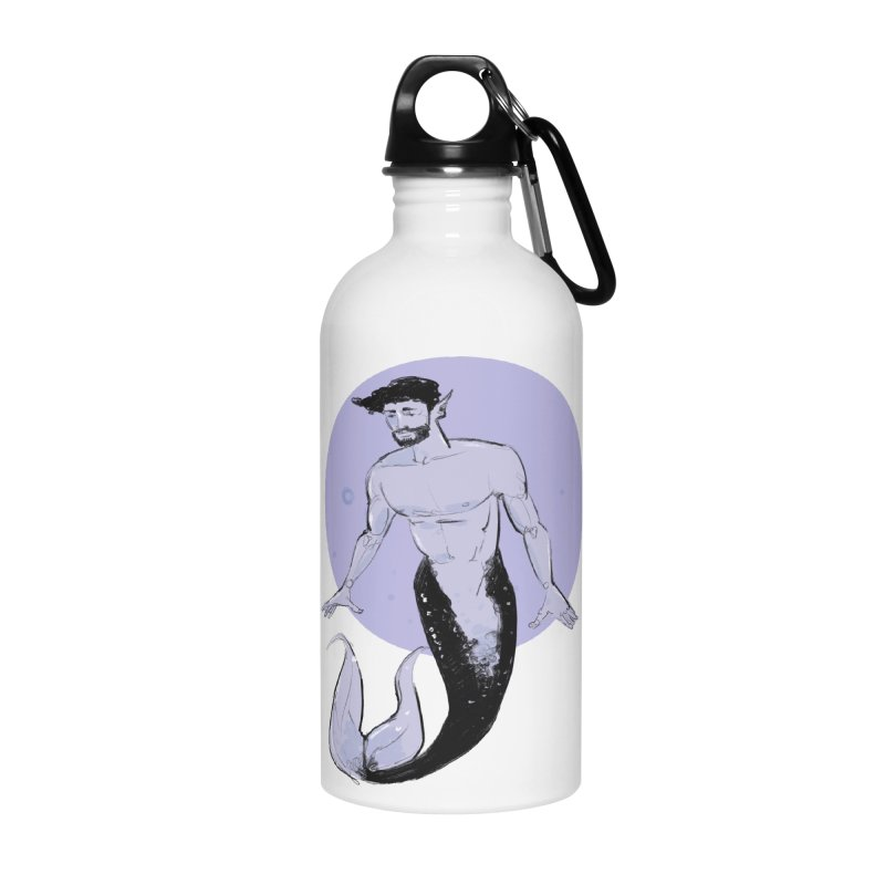 Bonito Accessories Water Bottle by Ego Rodriguez