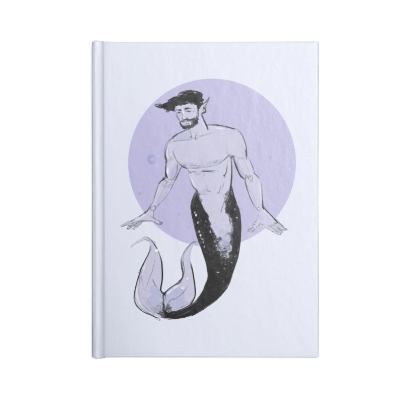 Bonito Accessories Notebook by Ego Rodriguez