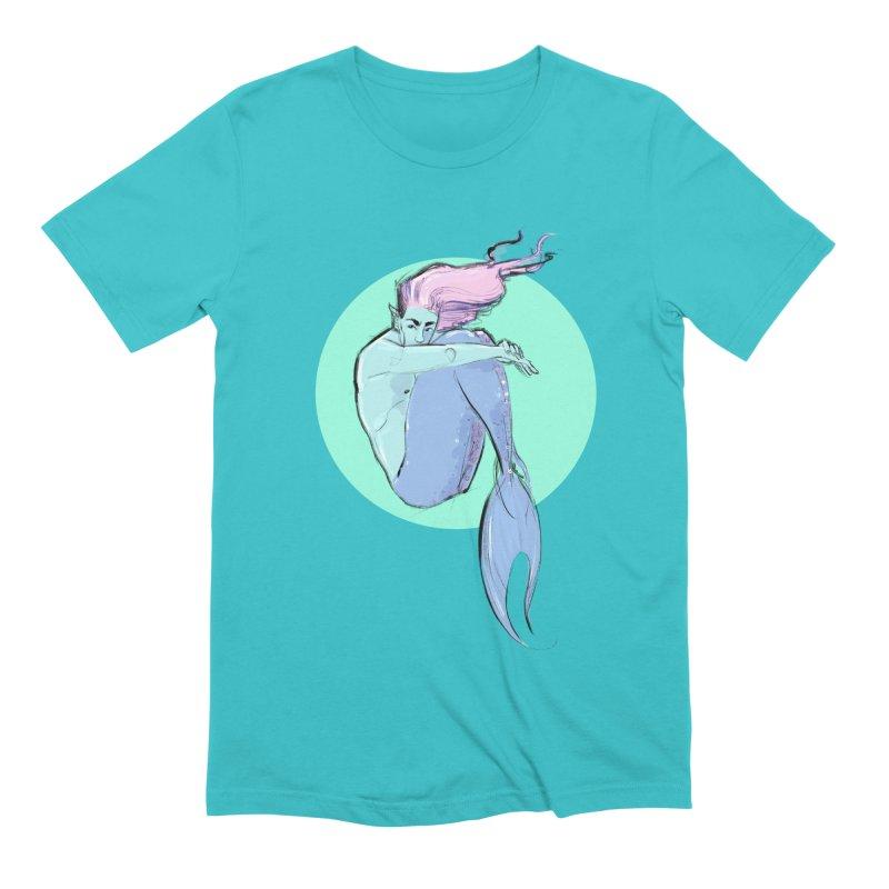 Bubble Men's T-Shirt by Ego Rodriguez
