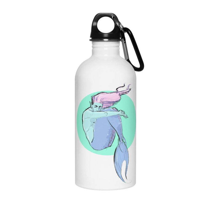 Bubble Accessories Water Bottle by Ego Rodriguez