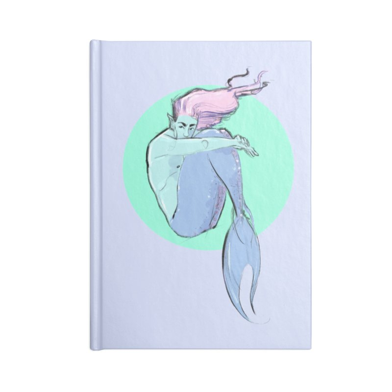 Bubble Accessories Notebook by Ego Rodriguez
