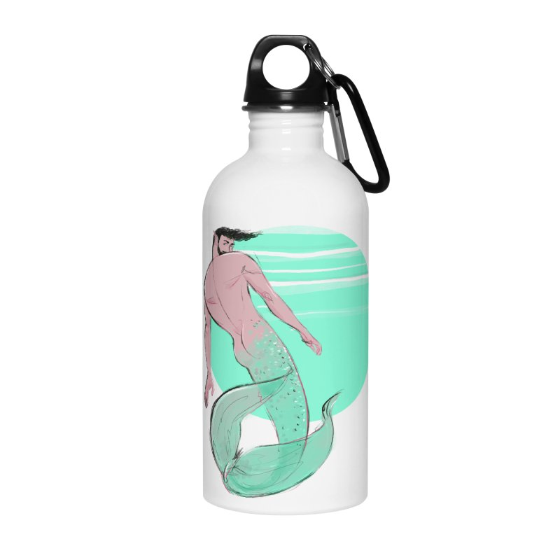 Coral Accessories Water Bottle by Ego Rodriguez