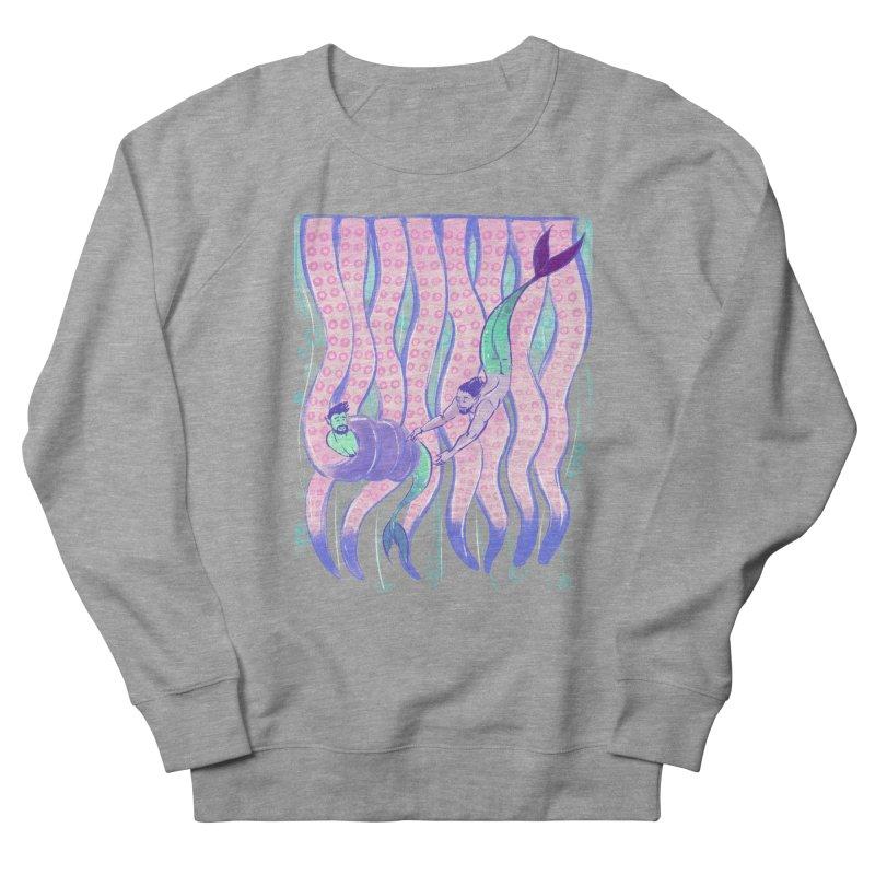 Tentacles Men's Sweatshirt by Ego Rodriguez