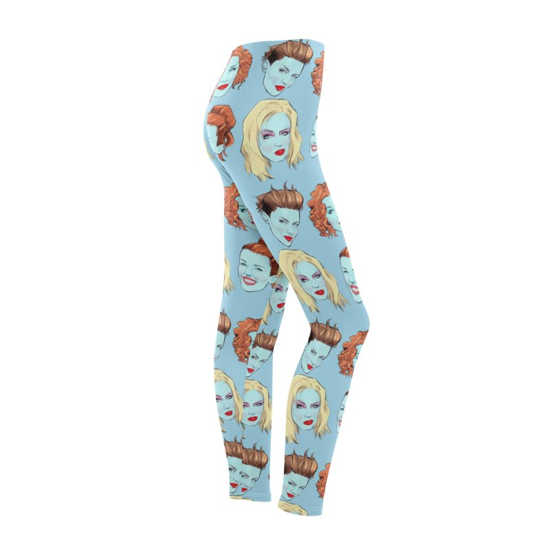 Impossible Princess Women's Bottoms by Ego Rodriguez