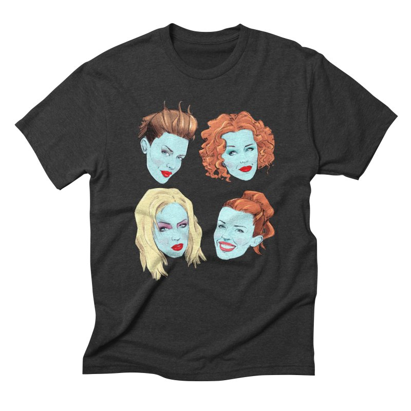 Impossible Princess Men's Triblend T-Shirt by Ego Rodriguez