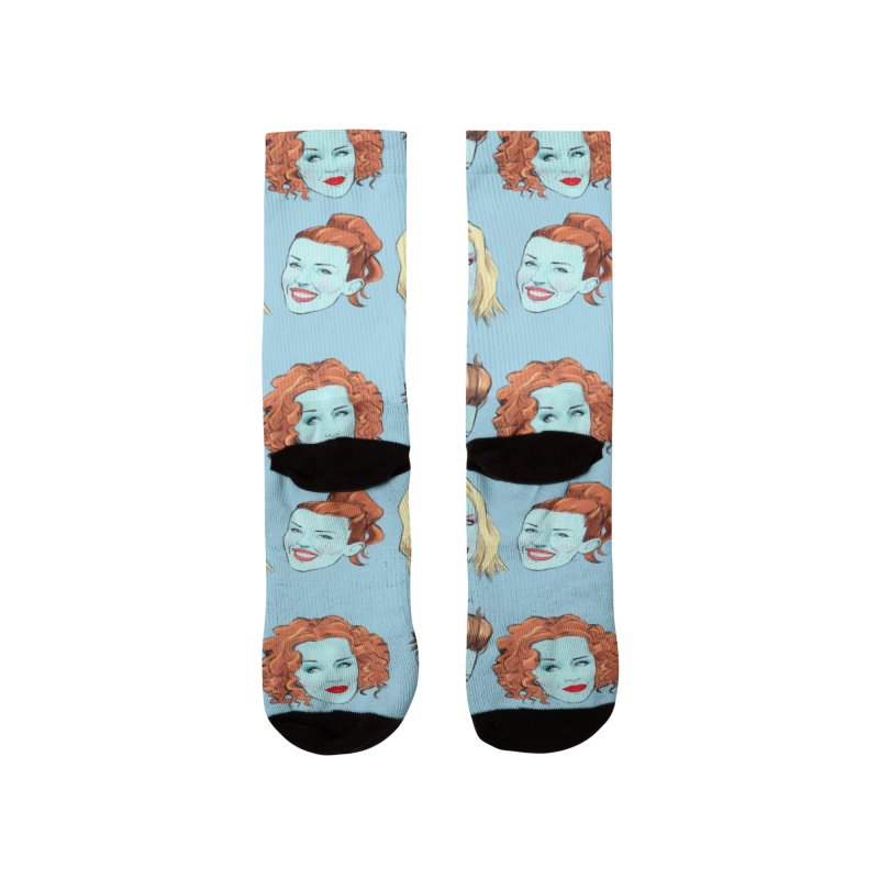 Impossible Princess Men's Socks by Ego Rodriguez