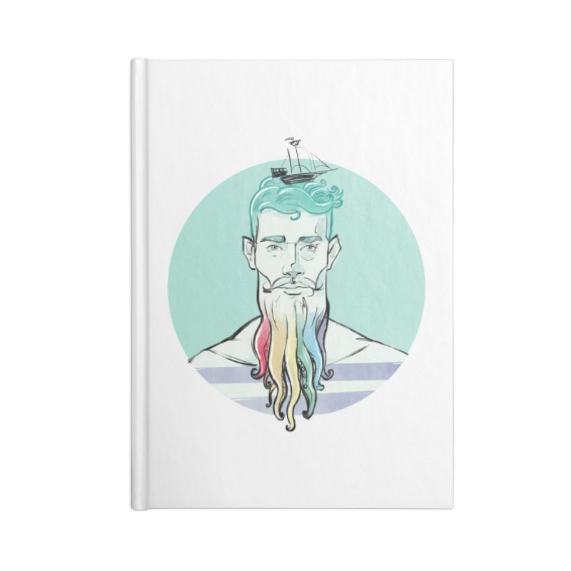 PRIDE Neptune Accessories Notebook by Ego Rodriguez