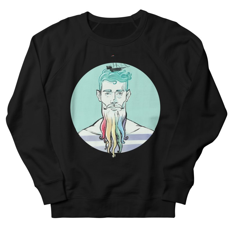 PRIDE Neptune Men's Sweatshirt by Ego Rodriguez