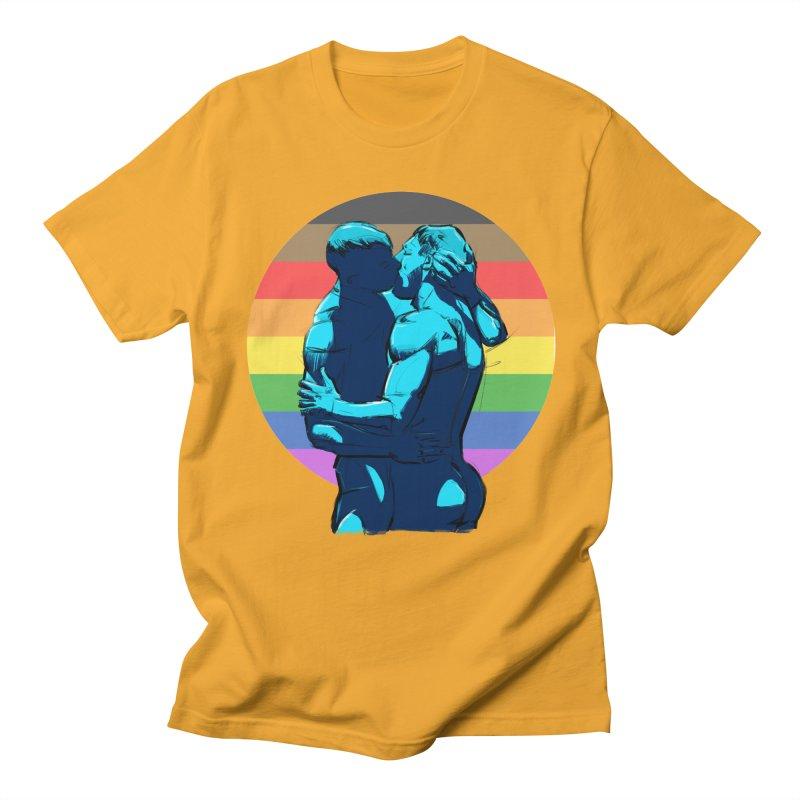 PRIDE Kiss Women's Unisex T-Shirt by Ego Rodriguez
