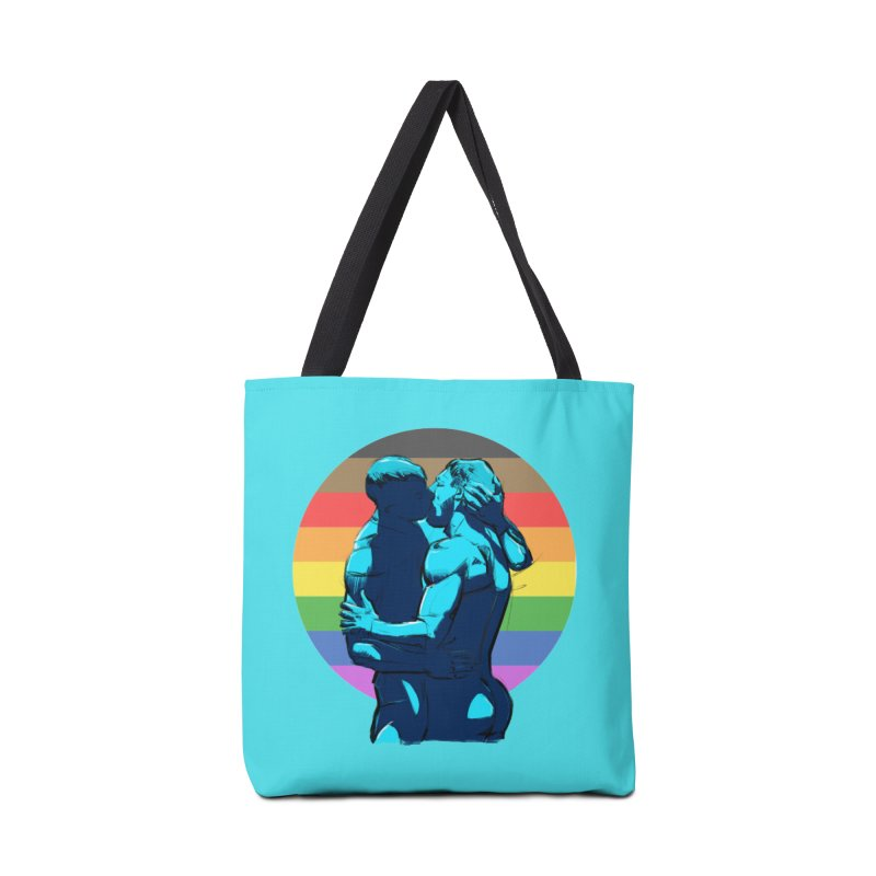 PRIDE Kiss Accessories Bag by Ego Rodriguez