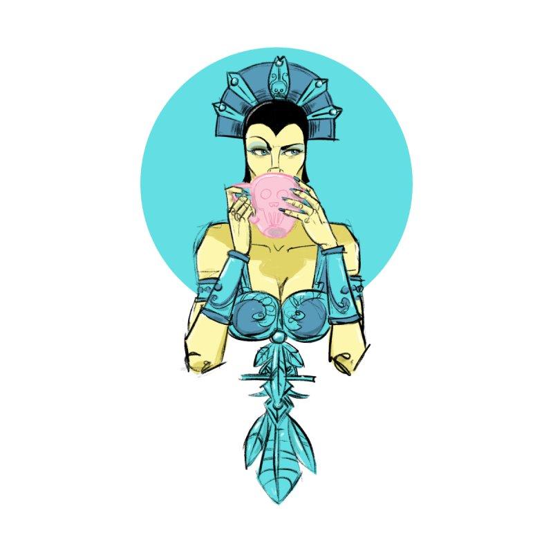 Evil-Lyn Men's T-Shirt by Ego Rodriguez