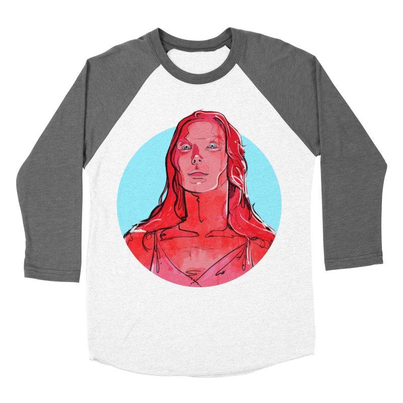 Carrie Women's Longsleeve T-Shirt by Ego Rodriguez