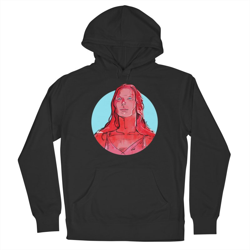 Carrie Women's Pullover Hoody by Ego Rodriguez