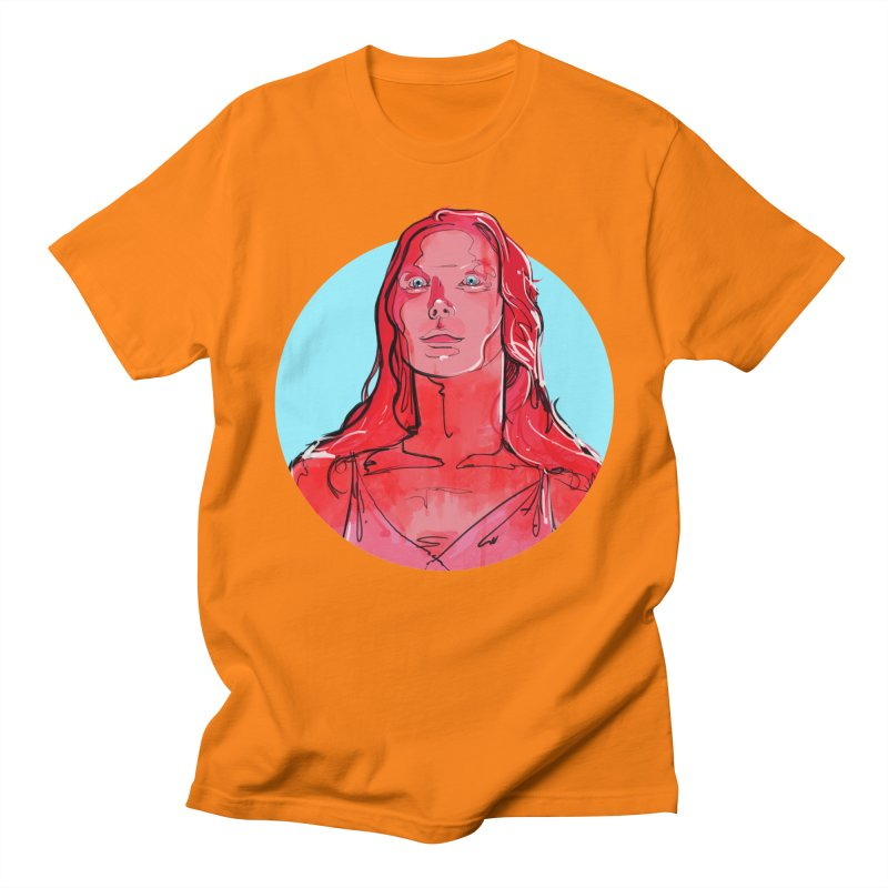Carrie Men's T-Shirt by Ego Rodriguez
