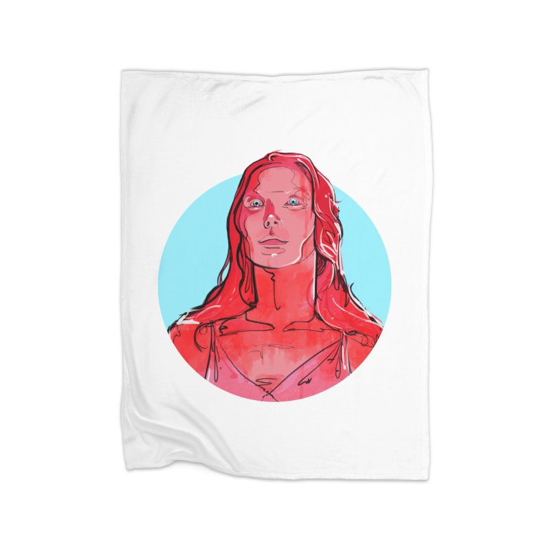 Carrie Home Blanket by Ego Rodriguez