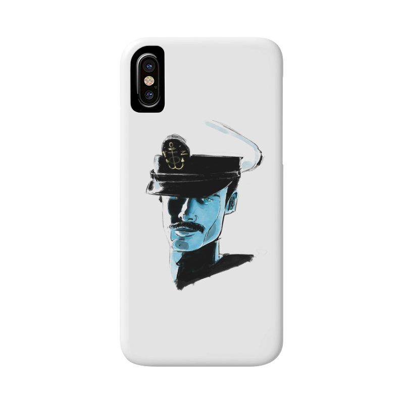 Captain Accessories Phone Case by Ego Rodriguez