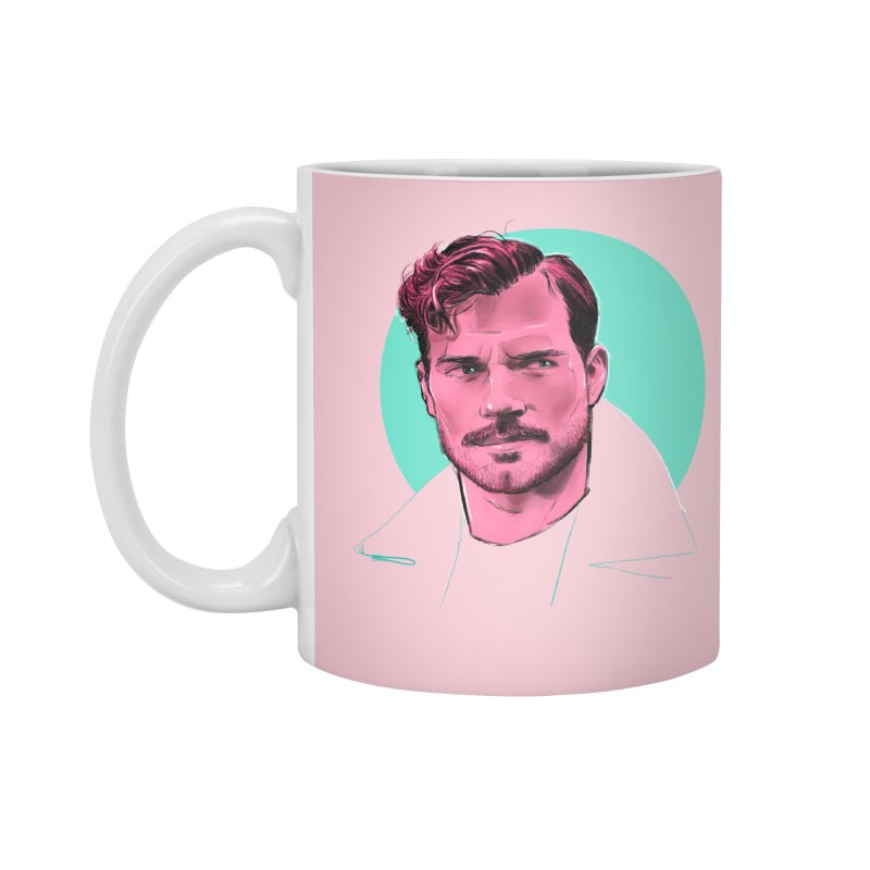 Henry Accessories Mug by Ego Rodriguez
