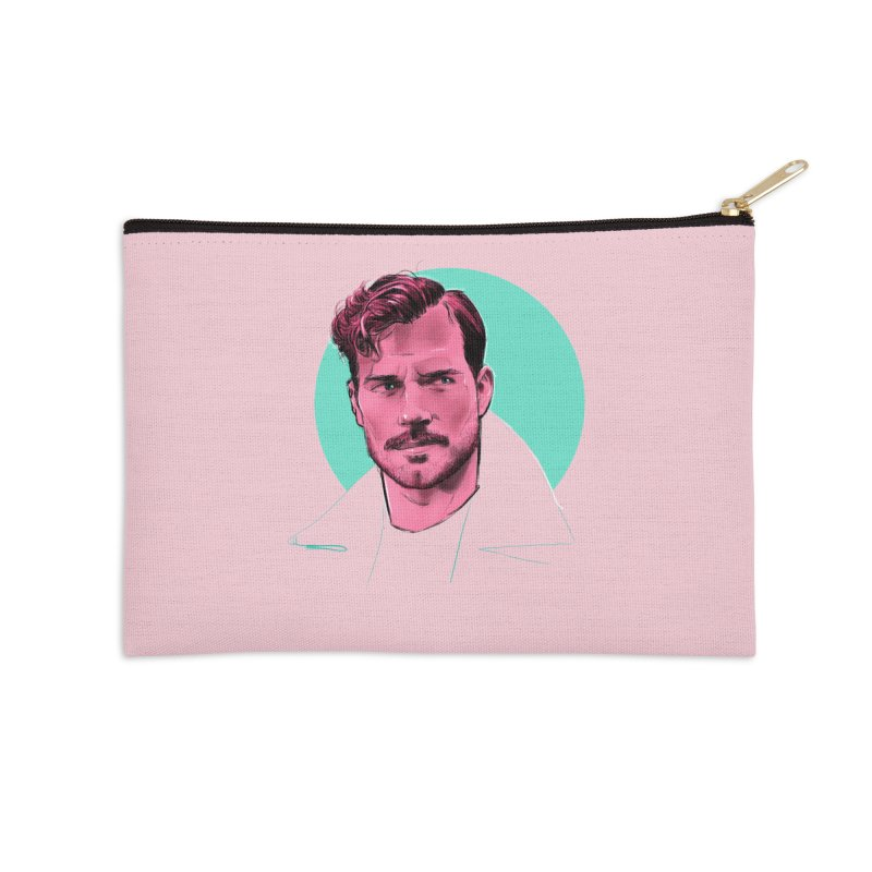 Henry Accessories Zip Pouch by Ego Rodriguez
