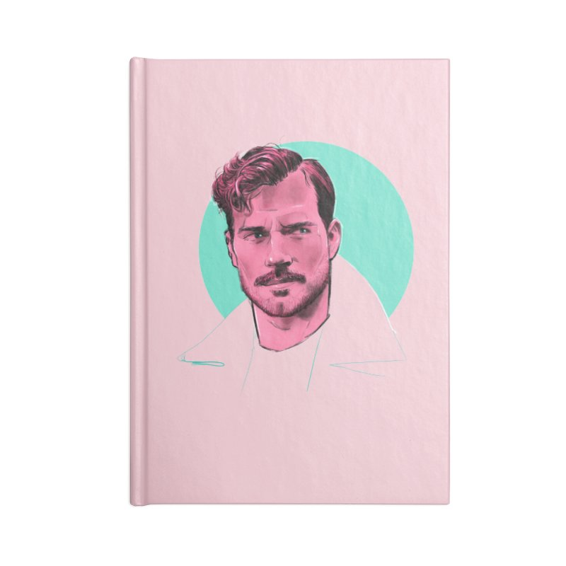 Henry Accessories Notebook by Ego Rodriguez