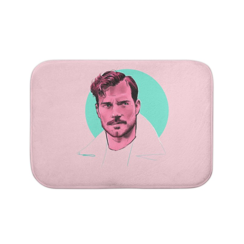 Henry Home Bath Mat by Ego Rodriguez