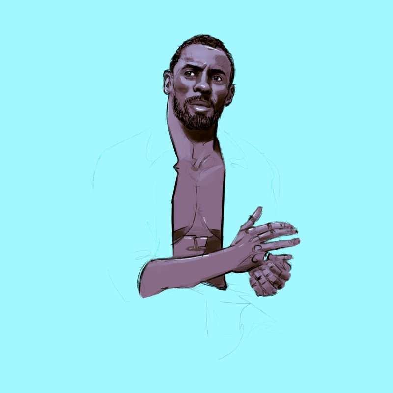 Idris by Ego Rodriguez