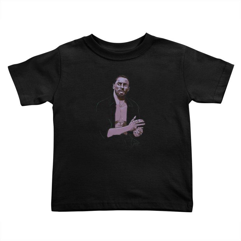 Idris Kids Toddler T-Shirt by Ego Rodriguez