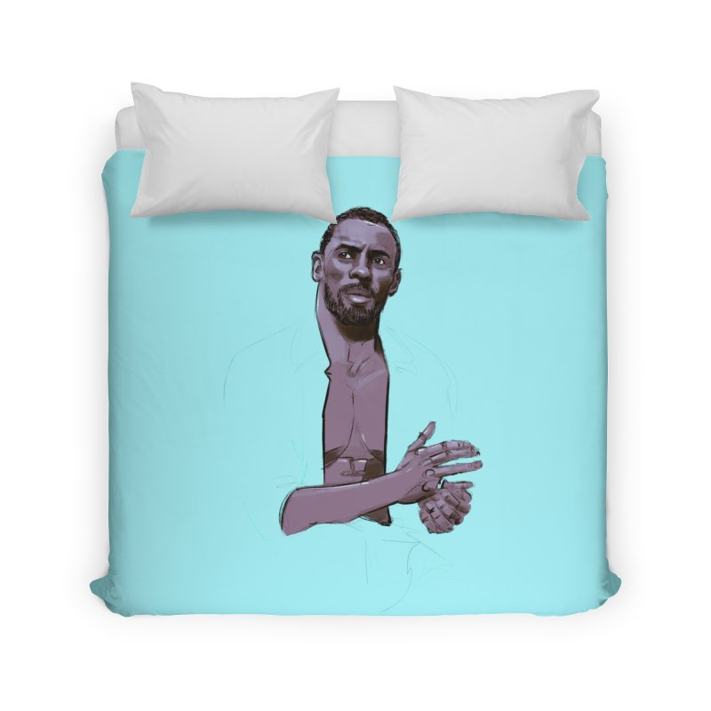 Idris Home Duvet by Ego Rodriguez