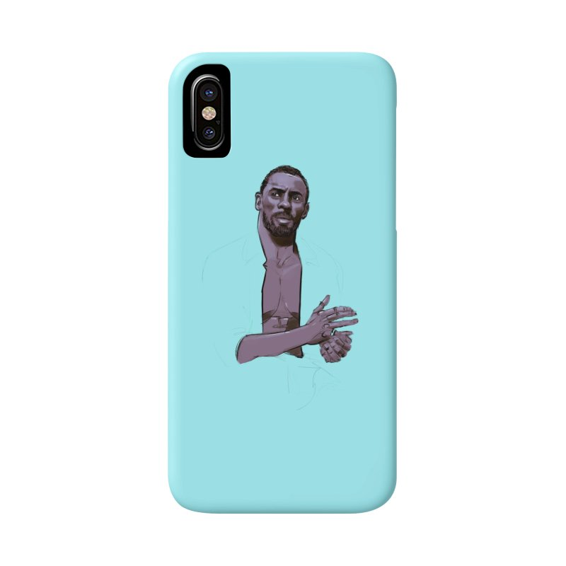 Idris Accessories Phone Case by Ego Rodriguez