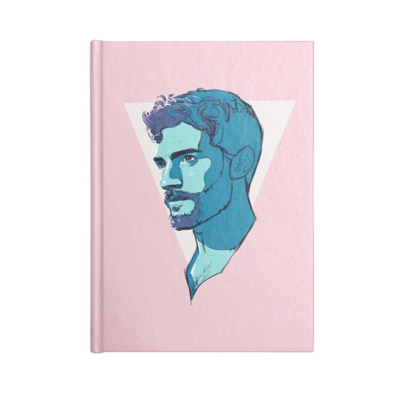 Jamie Accessories Notebook by Ego Rodriguez