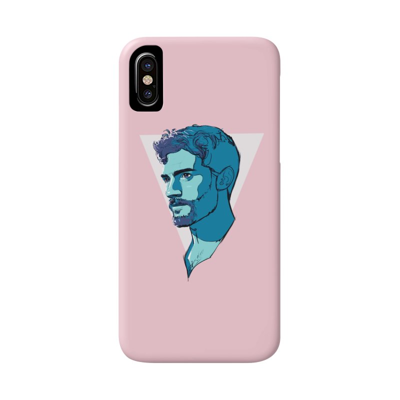 Jamie Accessories Phone Case by Ego Rodriguez
