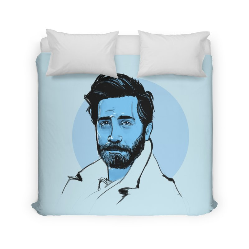 Jake Home Duvet by Ego Rodriguez