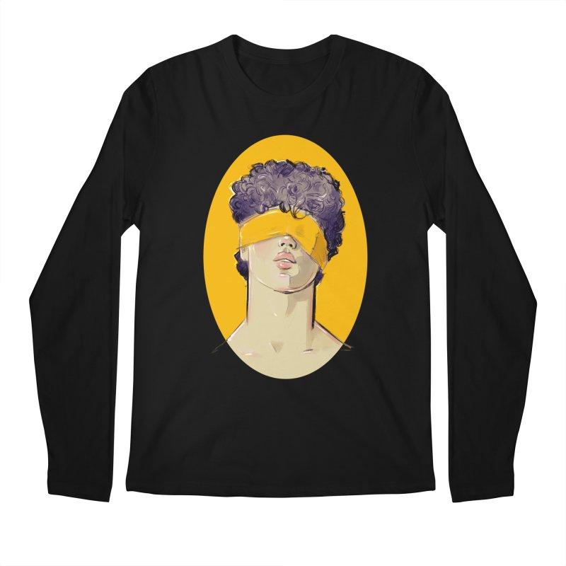 Phillipe Men's Regular Longsleeve T-Shirt by Ego Rodriguez