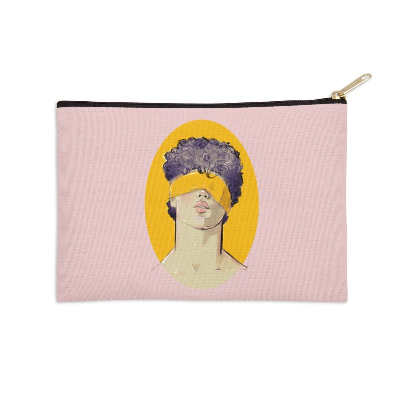 Phillipe Accessories Zip Pouch by Ego Rodriguez