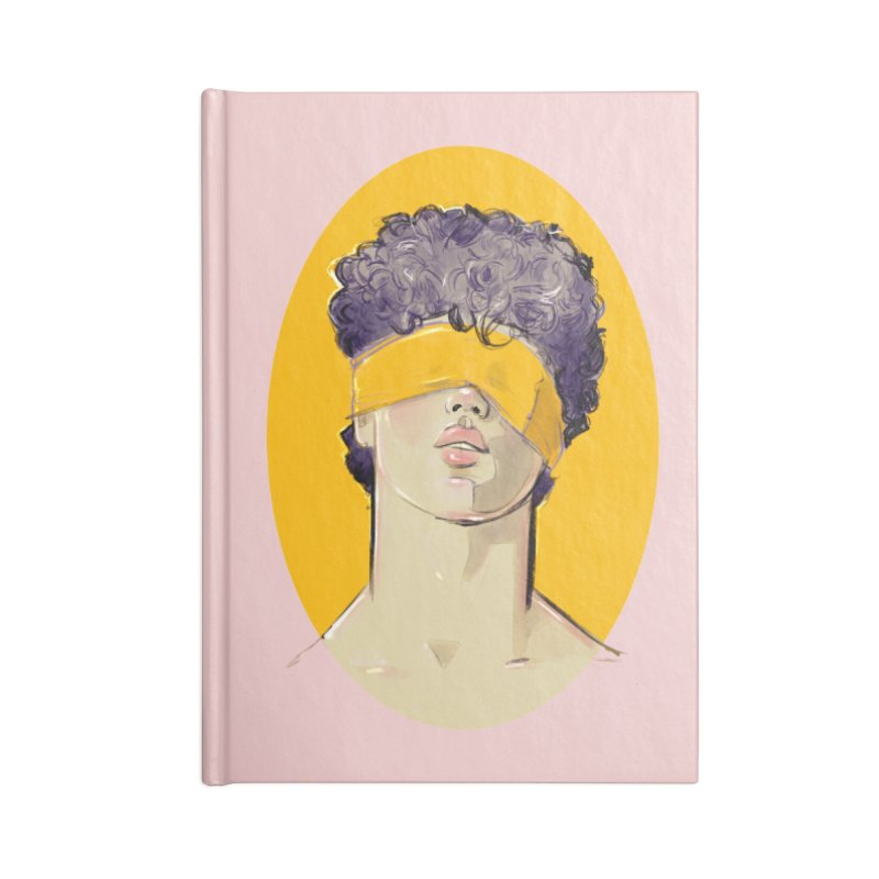 Phillipe Accessories Notebook by Ego Rodriguez