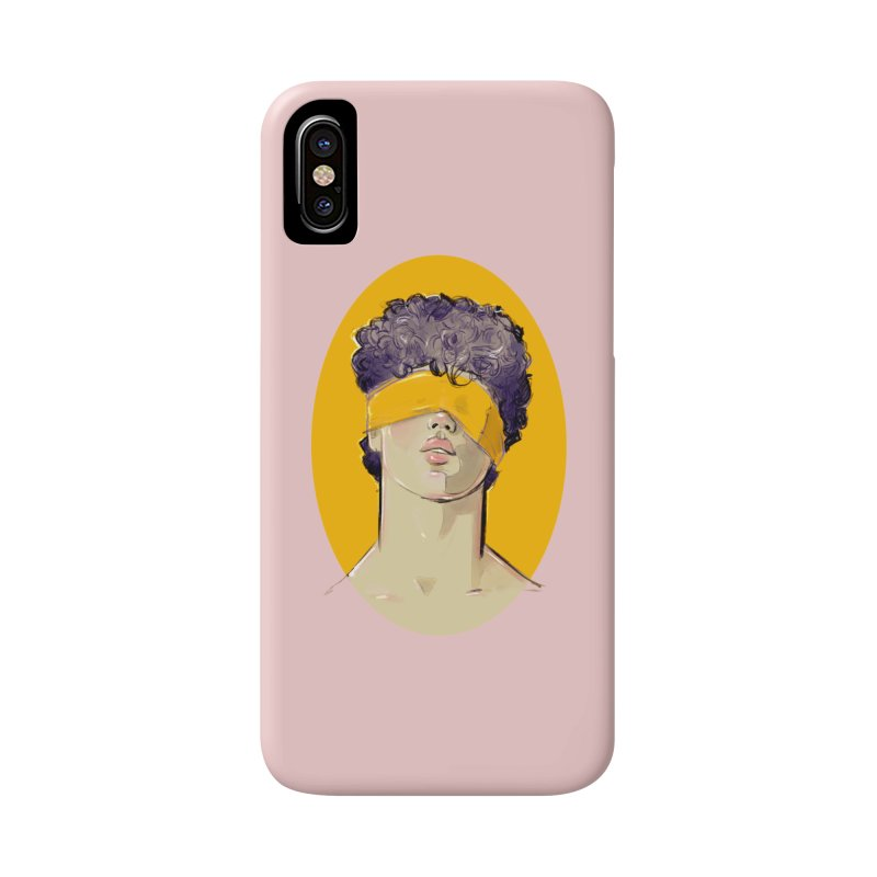 Phillipe Accessories Phone Case by Ego Rodriguez