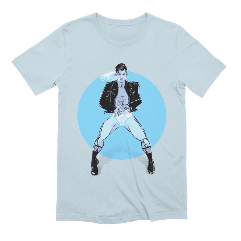 RocknRoll Men's Extra Soft T-Shirt by Ego Rodriguez