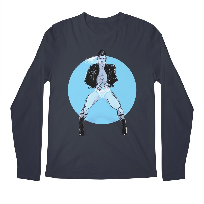 RocknRoll Men's Longsleeve T-Shirt by Ego Rodriguez