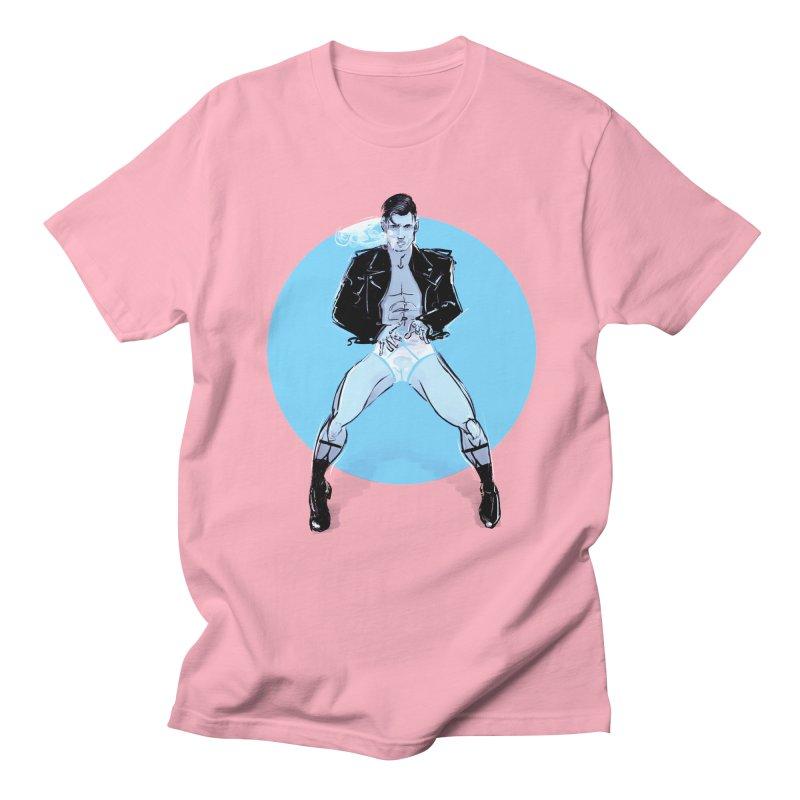 RocknRoll Men's T-Shirt by Ego Rodriguez