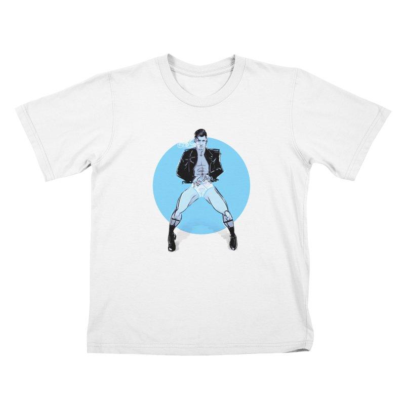 RocknRoll Kids T-Shirt by Ego Rodriguez