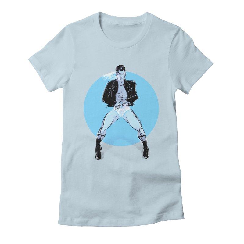 RocknRoll Women's T-Shirt by Ego Rodriguez