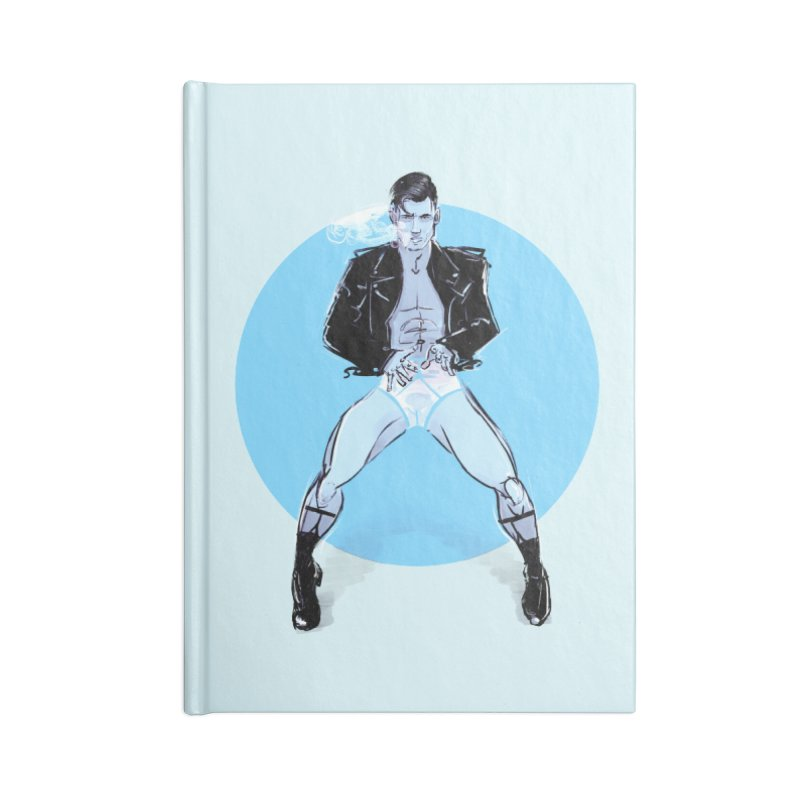 RocknRoll Accessories Notebook by Ego Rodriguez