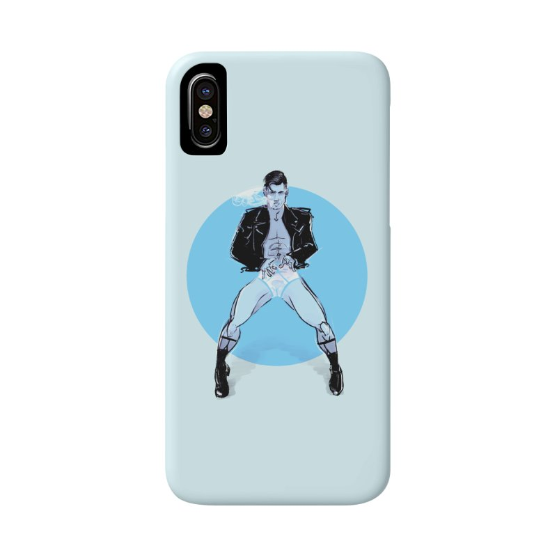 RocknRoll Accessories Phone Case by Ego Rodriguez